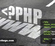 php kod