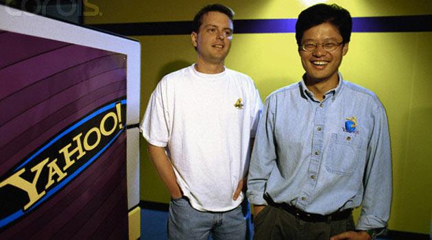 David Filo ve Jerry Yang