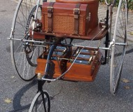 İlk Elektrikli Araba