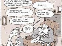 Karikatür -Yiğit Özgür