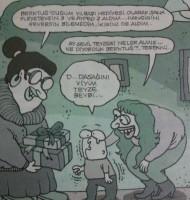 Karikatür Yiğit Özgür