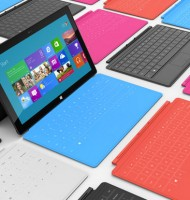 Microsoft Windows 8 Surface Tablet
