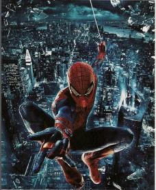 inanılmaz örümcek adam