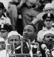 Bir hayalim var - Martin Luther King