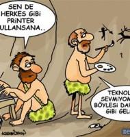 karikatur internet