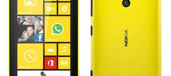 Nokia Lumia 520 Fiyatı Özellikleri ve Resimleri