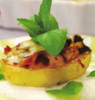 Mantarlı Patates Dolması