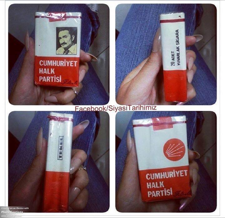 CHP Sigaraları