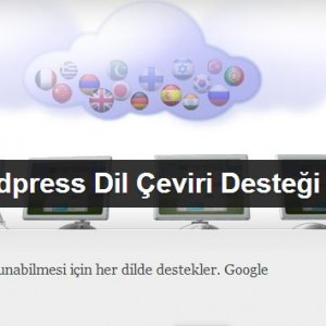 Wordpress Google Translate