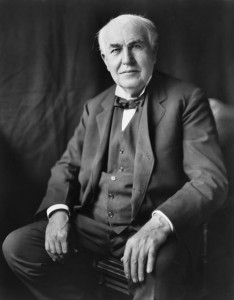 Thomas Edisonun Hayatı